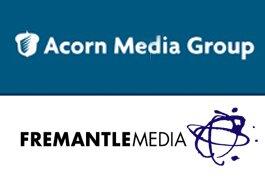 Acorn Media and Fremantle Media Logos