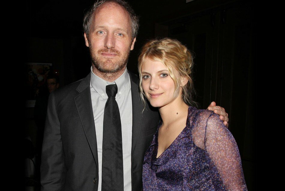 Mike MIlls and Melanie Laurent