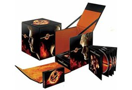 Best Buy's 'Hunger Games' cube