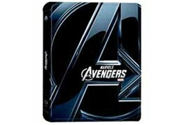 Best Buy's exclusive 'Avengers' Blu-ray case
