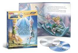 Target's 'Secret of the Wings' Blu-ray book