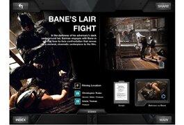 'The Dark Knight Rises' second-screen app