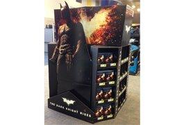 Best Buy's 'Dark Knight Rises' Display