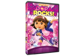 'Dora Rocks' exclusive DVD at Target