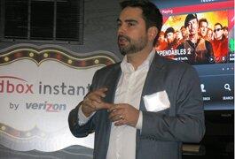 Redbox Instant by Verizon CEO Shawn Strickland