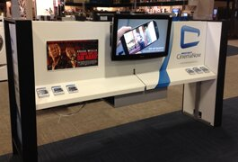 Best Buy's CinemaNow station