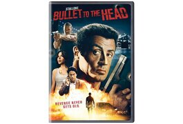 Only Walmart is selling a 'Bullet to the Head' standalone DVD