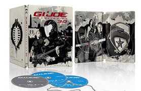 Walmart's 'G.I. Joe: Retaliation' steelbook packaging