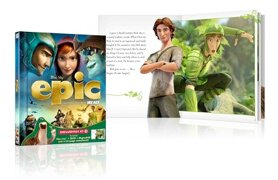 Target's 'Epic' Digibook