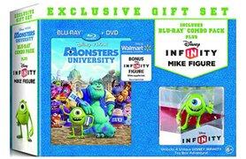 Walmart's 'Monsters University' Gift Set