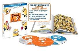 Target's 'Despicable Me 2' Digibook