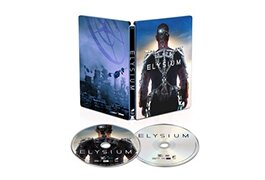 Target's 'Elysium' Steelbook