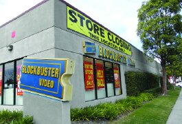 Dish decided to close its remaining Blockbuster stores in 2013
