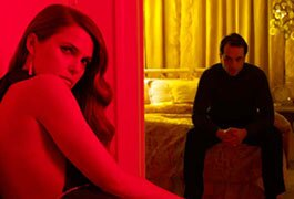 Keri Russell stars in FX's espionage series 'The Americans'