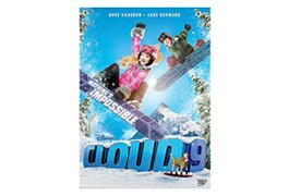 Disney's 'Cloud 9' DVD is available exclusively at Walmart