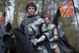 James Frain on 'The White Queen'