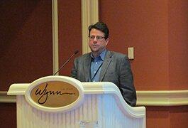 Michael Arrington, IHS senior analyst
