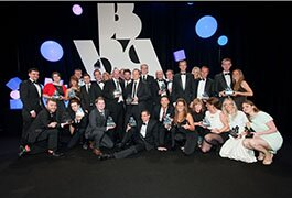 2014 British Video Association award winners