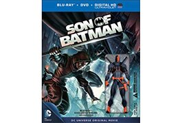 Best Buy's 'Son of Batman' with pack-on figurine