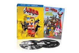 Target's exclusive Lego Blu-ray