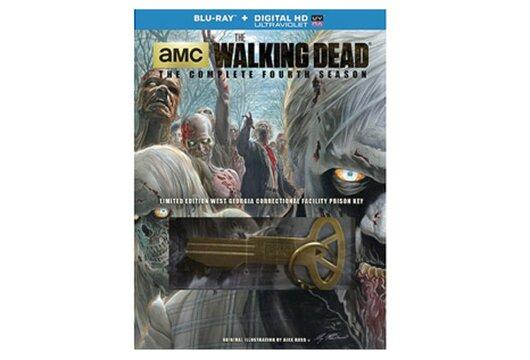 Walmart's 'Walking Dead: Season Four' with prison key