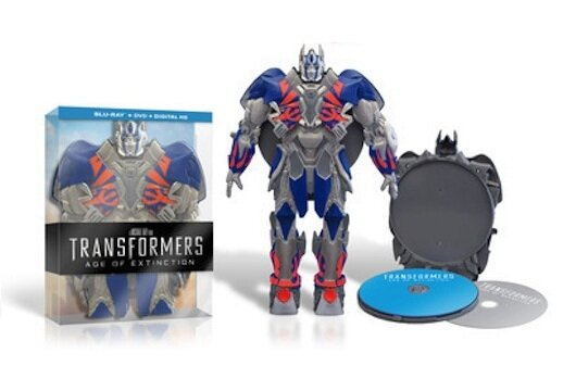 Target's transforming 'Age of Extinction' packaging