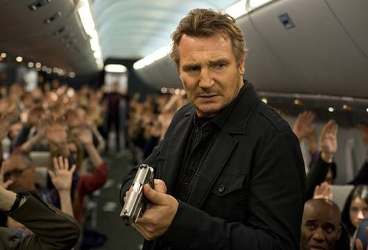 Liam Neeson in airline thriller 'Non-Stop'