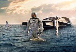 Matthew McConaughey in sci-fi drama 'Interstellar'