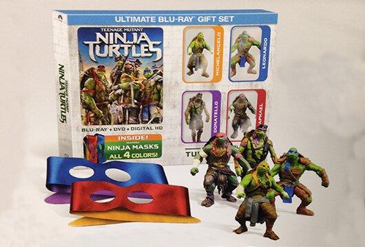 Walmart's TMNT BD gift set