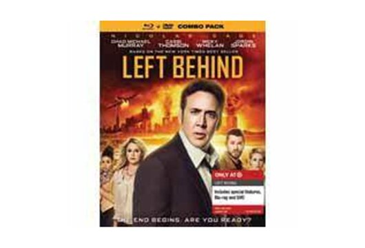 Target's 'Left Behind' Blu-ray combo pack