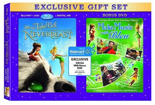 Walmart's 'NeverBeast' gift set