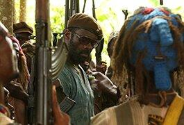 Idris Elba in new Netflix movie