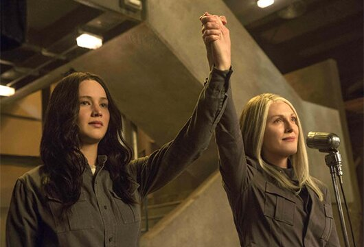 The Hunger Games: Mockingjay —Part 1