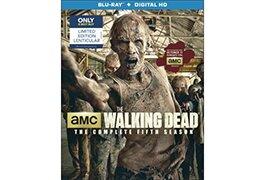 Best Buy's 'Walking Dead' Season 5 Cover