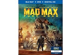 Best Buy's 'Mad Max: Fury Road' Blu-ray steelbook